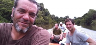 FWU - Regenwald - All on Boat - small